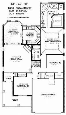 1600 square foot house plans 1600 square foot house plans 1600 square feet 3