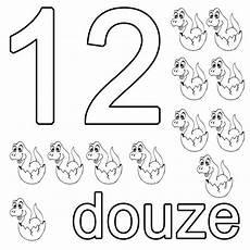 Schule Und Familie Ausmalbilder Zahlen Ausmalbild Franz 246 Sisch Lernen Franz 246 Sische Douze
