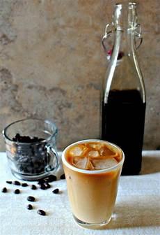 Cold Brew Coffee Concentrate In A Press