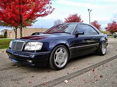 mercedes w124 e320 coupe widebody carlsson wheels benztuning
