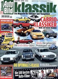 Auto Bild Classic - autobild klassik
