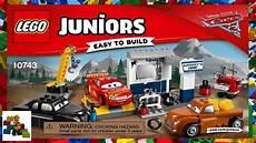 Lego Cars Smokeys Garage by Lego Juniors Cars 3 10743 Smokey S