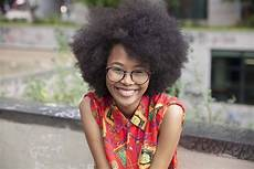 How To Style Afro Curly Hair