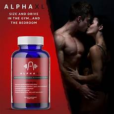 alpha xl natural male enhancement supplement