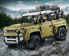 new lego technic land rover defender 42110 revealed