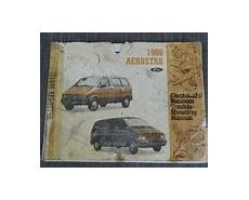 free download parts manuals 1986 ford aerostar parking system all ford aerostar parts price compare