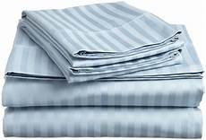 luxury egyptian cotton 400 thread count stripe split king
