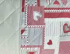 copriletto rosso copriletto trapuntato in puro cotone e poliestere