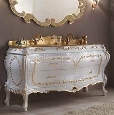 mobili bagno stile barocco stile barocco mobile bagno con fregi su