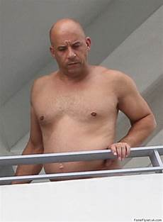 Vin Diesel Looks Like He S Enjoying Some Time From The