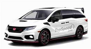2020 Honda Odyssey Type R Interior  Car US Release