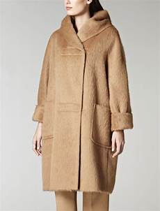 silk and alpaca coat max mara style to feel good inside pinterest