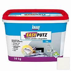 Knauf Easyputz Fein Wei 223 10 Kg Korngr 246 223 E 1 Mm Bauhaus