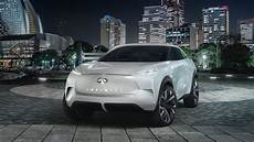 2020 Infiniti Electric by Infiniti Shows Qx Inspiration Concept At Naias