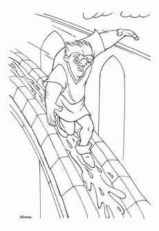Quasimodo Malvorlagen Foto Quasimodo Running Coloring Pages Hellokids
