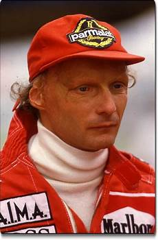 Niki Lauda And His Comeback 6 Weeks After His Fiery Crash