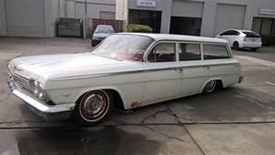 1962 Bel Air Impala Wagon Bagged  Classic Chevrolet