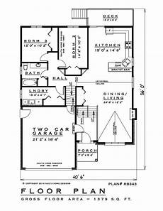elevated bungalow house plans 3 bedroom raised bungalow house plan rb343 1792 sq feet