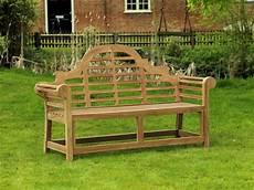 lutyens teak bench 150cm sissinghurst teak garden bench 150cm