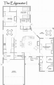 edgewater house plan custom floorplans offered by edgewater homes floor plans