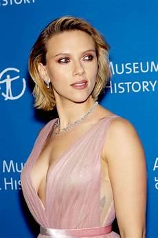 Scarlett Johansson Scarlett Johansson At American Museum Of Natural History