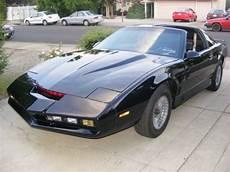pontiac trans am coupe 1986 black for sale