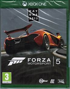 xbox one rennspiele forza motorsport 5 day one edition at xbox one