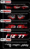 Vector Racing Graphics At GetDrawingscom  Free For