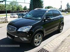 ssangyong korando sapphire 2012 ssangyong korando c 2 0p 2wd sapphire car photo and specs