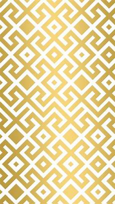 Iphone Wallpaper White And Gold by Gold Geometric Trellis Iphone Wallpaper Phone Background