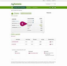 view your claims online with myhumana