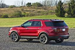 2015 Ford Explorer Review Ratings Specs Prices And