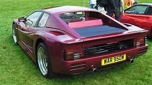 Ferrari Koenig Testarossa Replica  YouTube