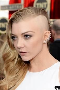 natalie dormer hair natalie dormer undercut hairstyle strayhair