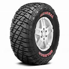 General Tire 35 12 5r 15 112q Grabber With Sidewall