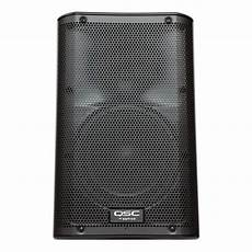 qsc k 8 qsc k8 8 inch powered pa speaker location sound