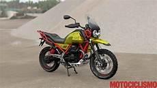 Look Moto Guzzi S Production V85 Three Colour