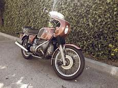 Bmw Cafe Racer Donor Bike