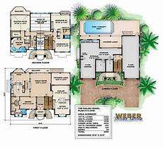 oceanfront house plans house plan 175 1070 3 bedroom 3938 sq ft coastal