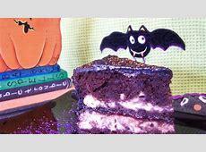 dark creepy gory chocolate cake_image