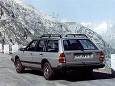 Volkswagen Passat Variant Syncro B2 1984 88