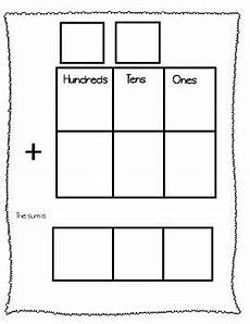 subtraction with regrouping in hundreds tens and ones worksheets 10668 addition and subtraction mats regrouping or not homeschool math math addition elementary math
