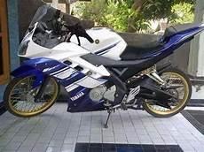 Modifikasi R15 Jari Jari by Ternyata Ada Juga Yamaha R15 Bergaya Thailook Motohits