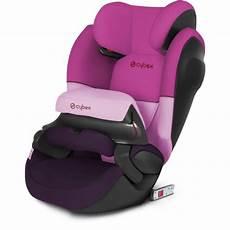 Cybex Pallas M Fix Sl 1 2 3 Car Seat Purple