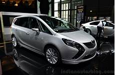opel insignia zafira tourer with new 2 0 litre cdti