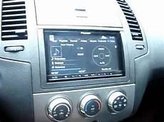 how cars run 2006 nissan sentra navigation system pioneer avic z110bt testing youtube