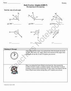 4 md 7 angle measurement 4th grade common core math