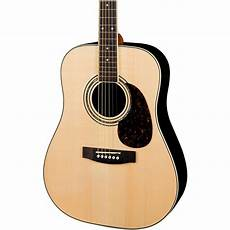 who makes mitchell guitars mitchell md200s solid top dreadnought acoustic guitar musician s friend