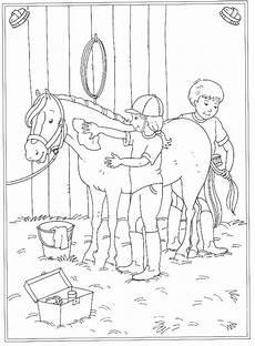 63 kleurplaten paarden coloring pages