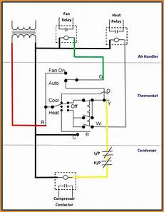 basic interwiring diagram intertherm thermostat wiring diagram download